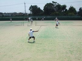 ソフトテニス5